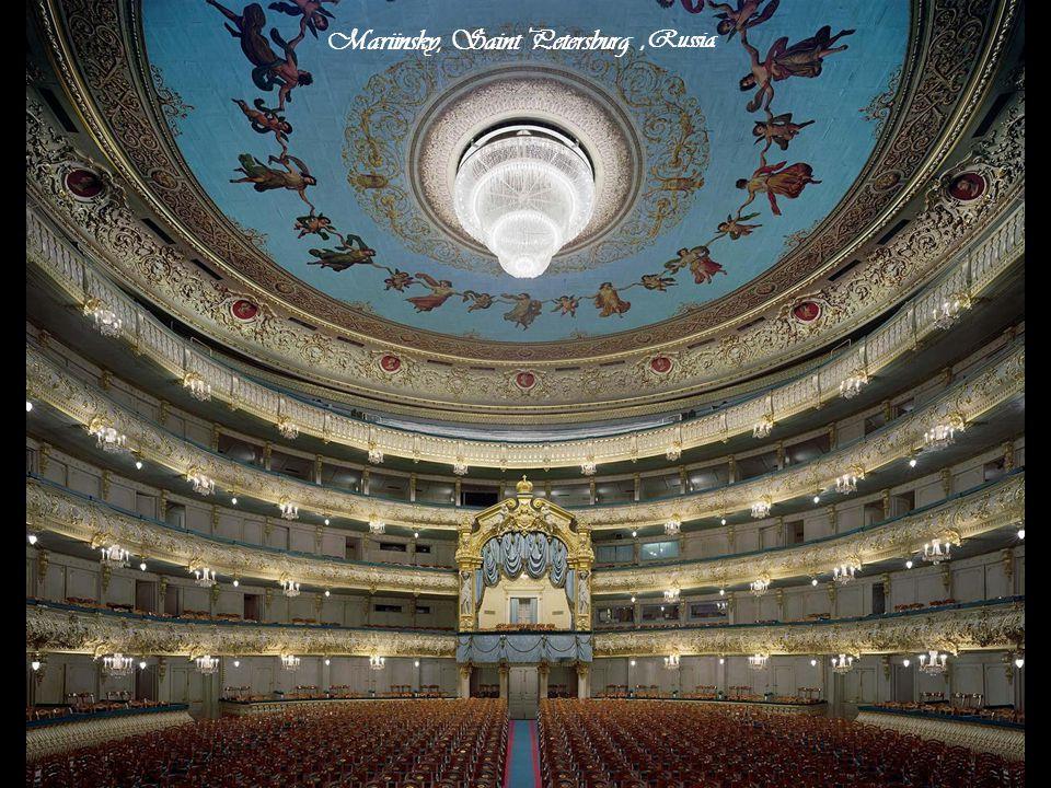 Romanian Antheneum, Bucharest, Romania Les plus belles salles d'opéra du monde