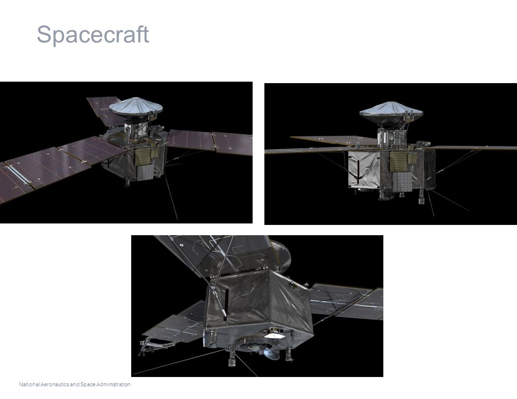 National Aeronautics and Space Administration Spacecraft
