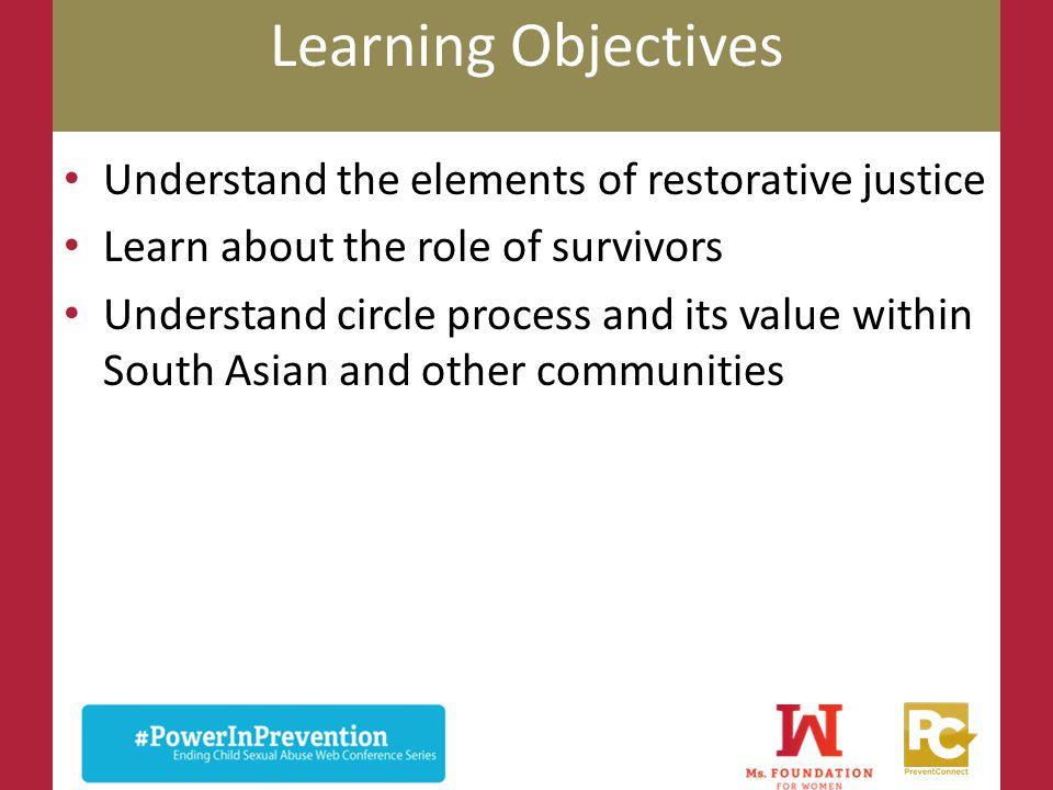 South Asian CSA Survivor Circles