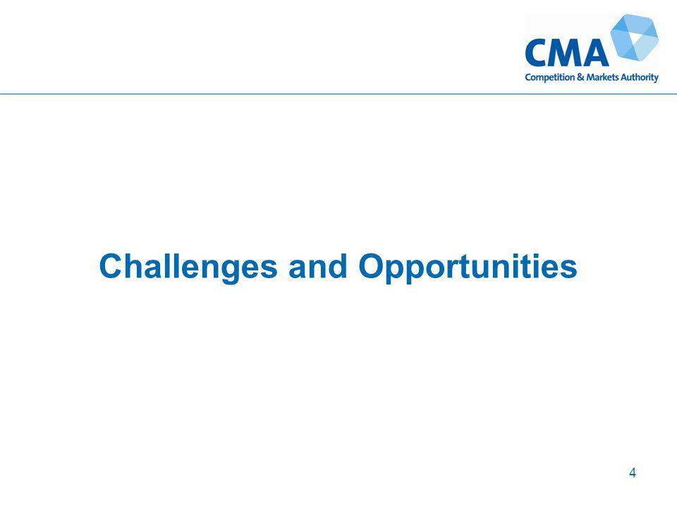 Challenges and Opportunities 4