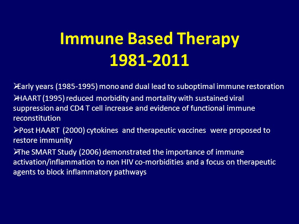 What's Driving Immune Activation During Treated HIV Infection.