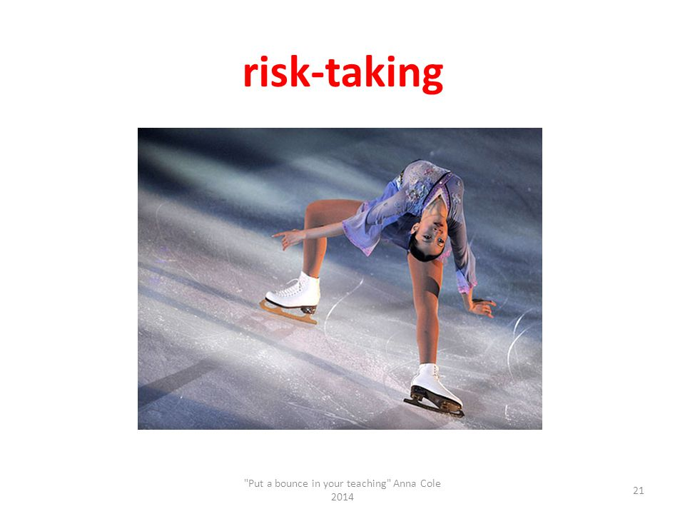 risk-taking
