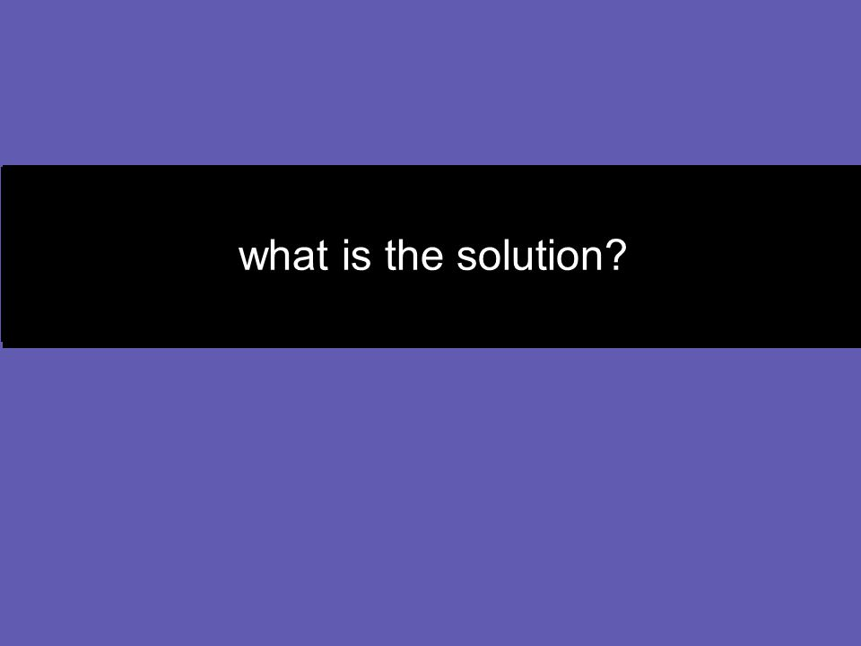 life issues affective issues non- cognitive issues what is the solution?