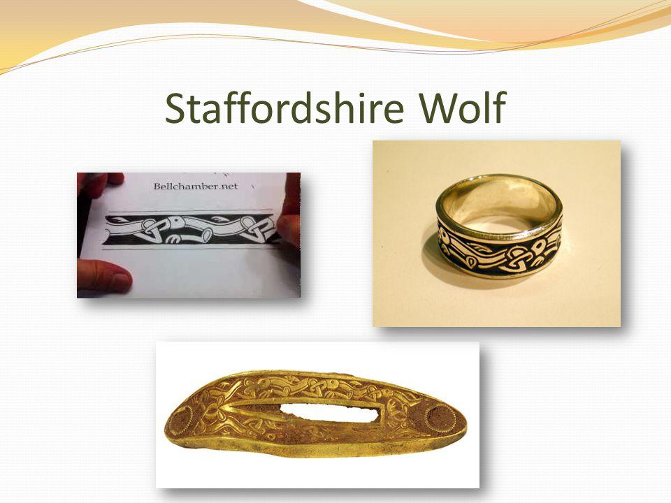Staffordshire Wolf