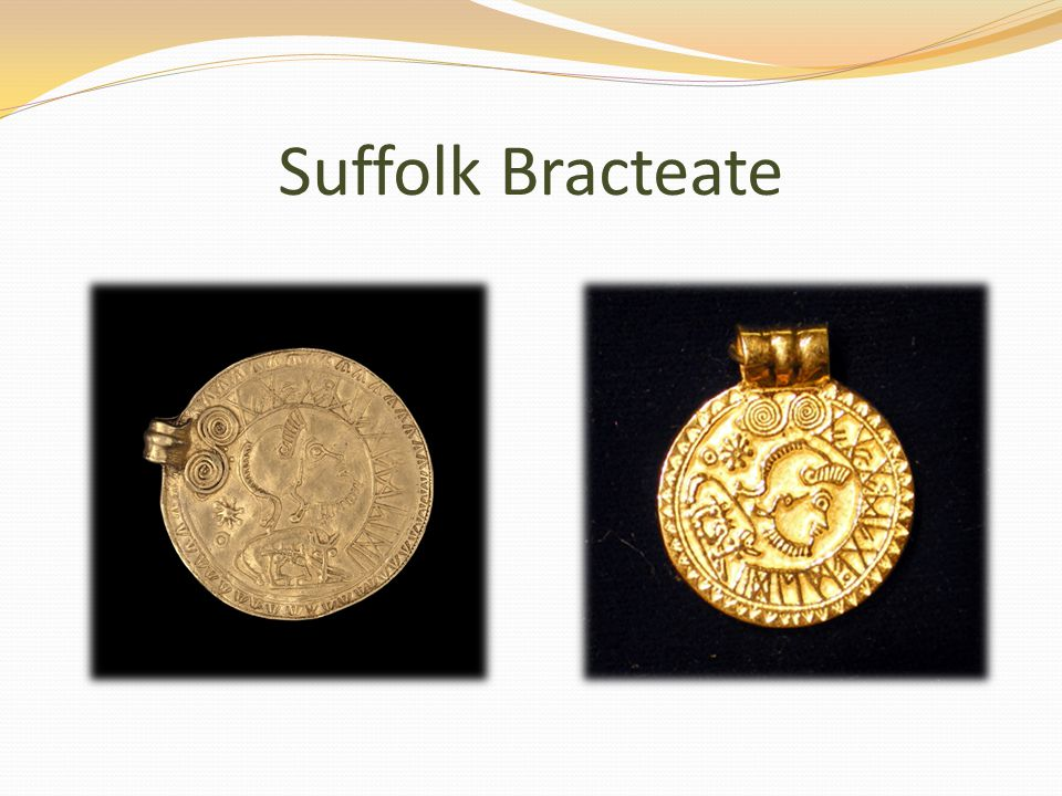Suffolk Bracteate