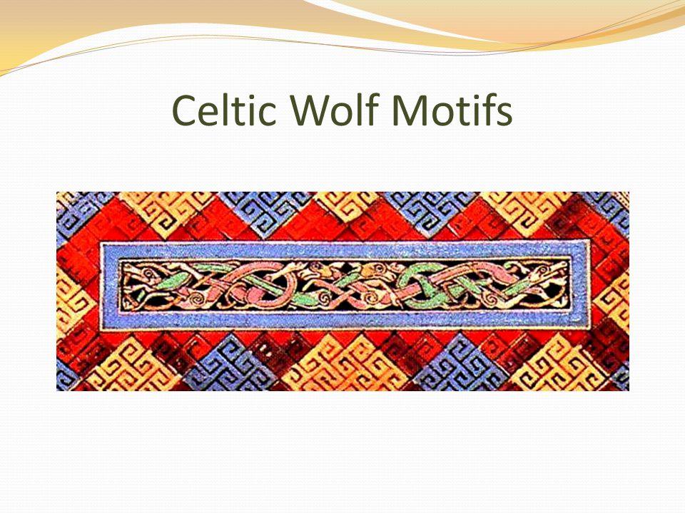 Celtic Wolf Motifs