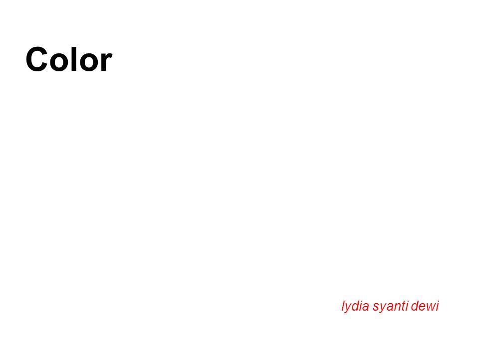 Color lydia syanti dewi