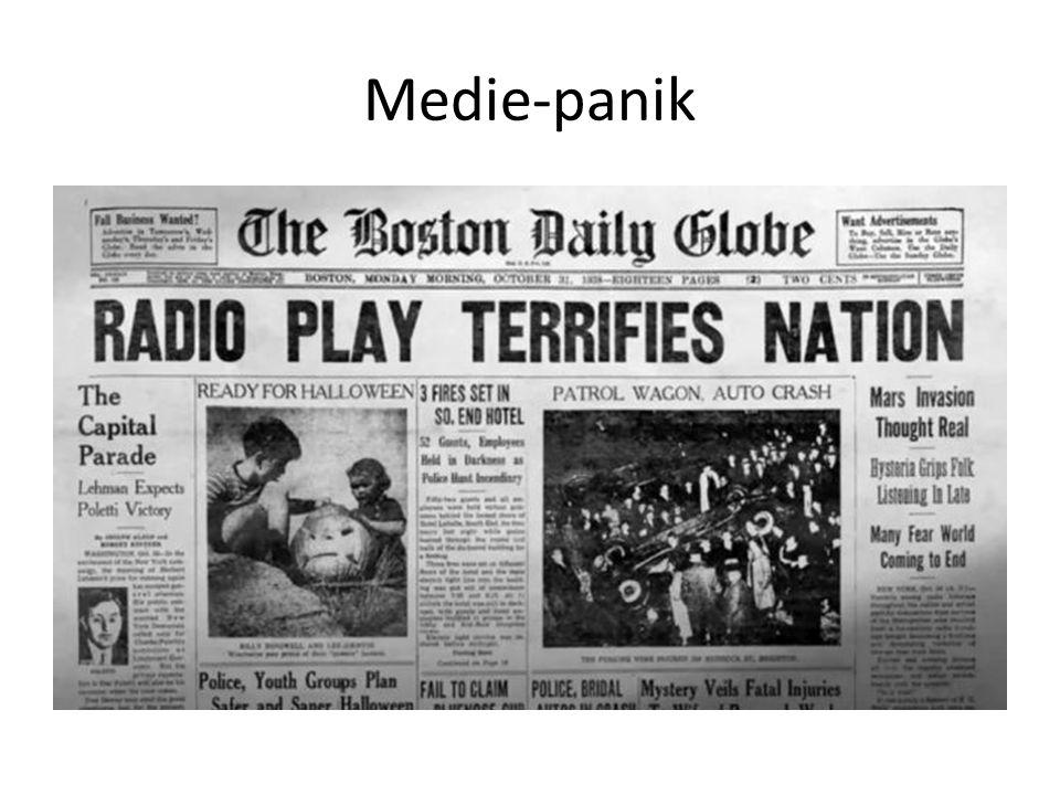Medie-panik