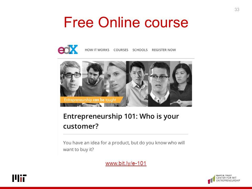 More info The book www.disciplinedentrepreneurship.com Progress Dashboard www.detoolbox.com www.detoolbox.com 32