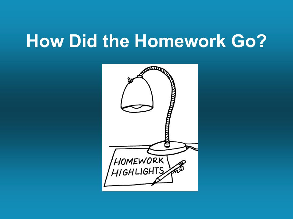 Homework to Date Build an implementation team.