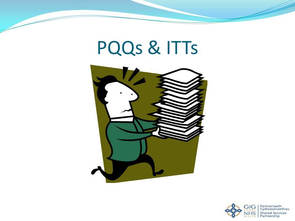 PQQs & ITTs