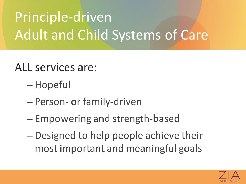 For Systems, Agencies and Programs 12 Steps of Recovery: Steps 7, 8, 9 Step 7: Welcoming individuals and families with complex needs.