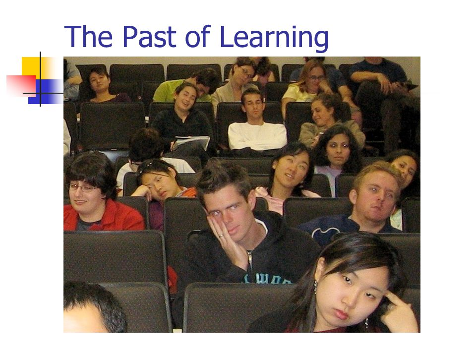 The Past of Learning