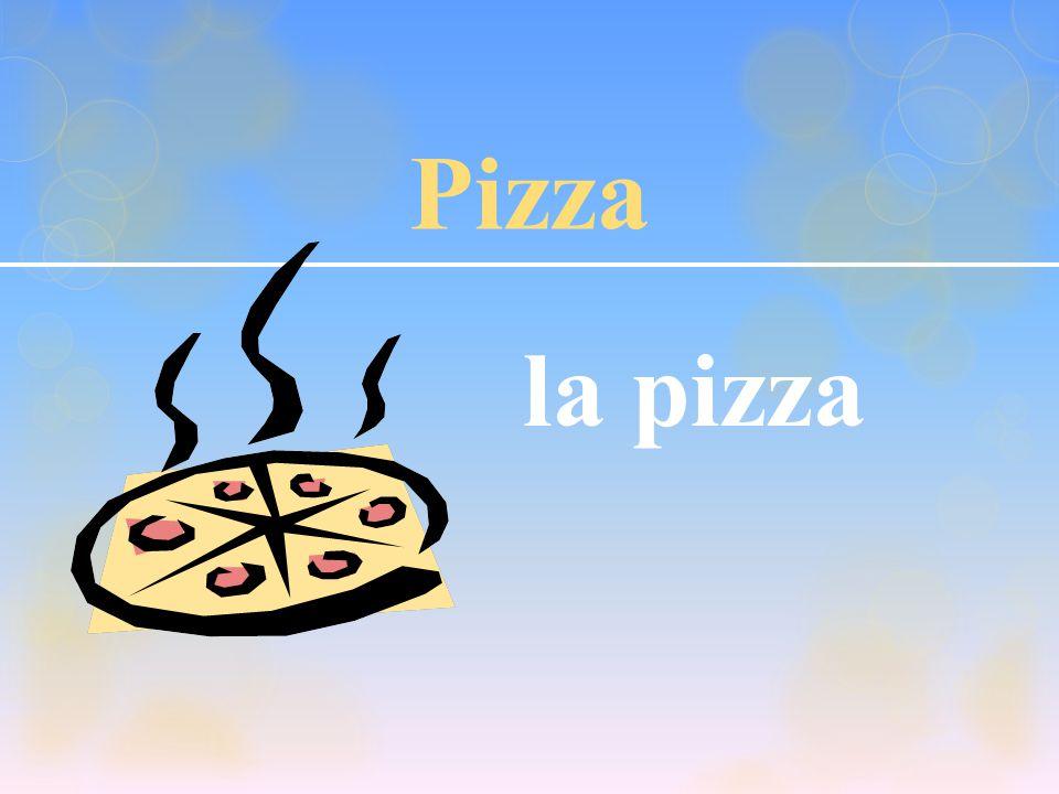 Pizza la pizza