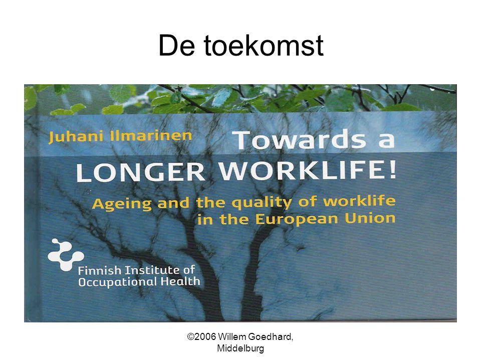 ©2006 Willem Goedhard, Middelburg De toekomst