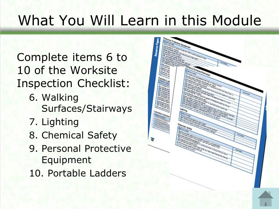 DAY 9 – Personal Protective Equipment You can get this PPE hazard assessment form by clicking here.