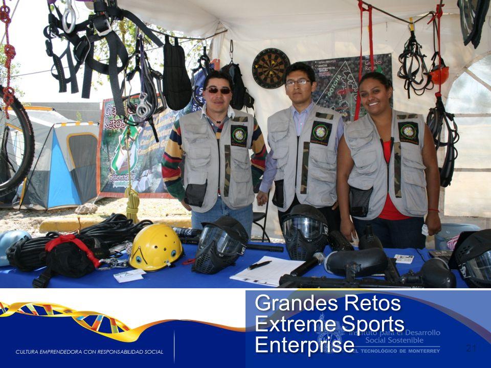21 Grandes Retos Extreme Sports Enterprise Grandes Retos Extreme Sports Enterprise