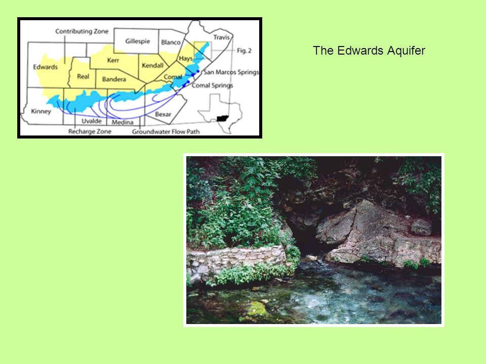 The Edwards Aquifer