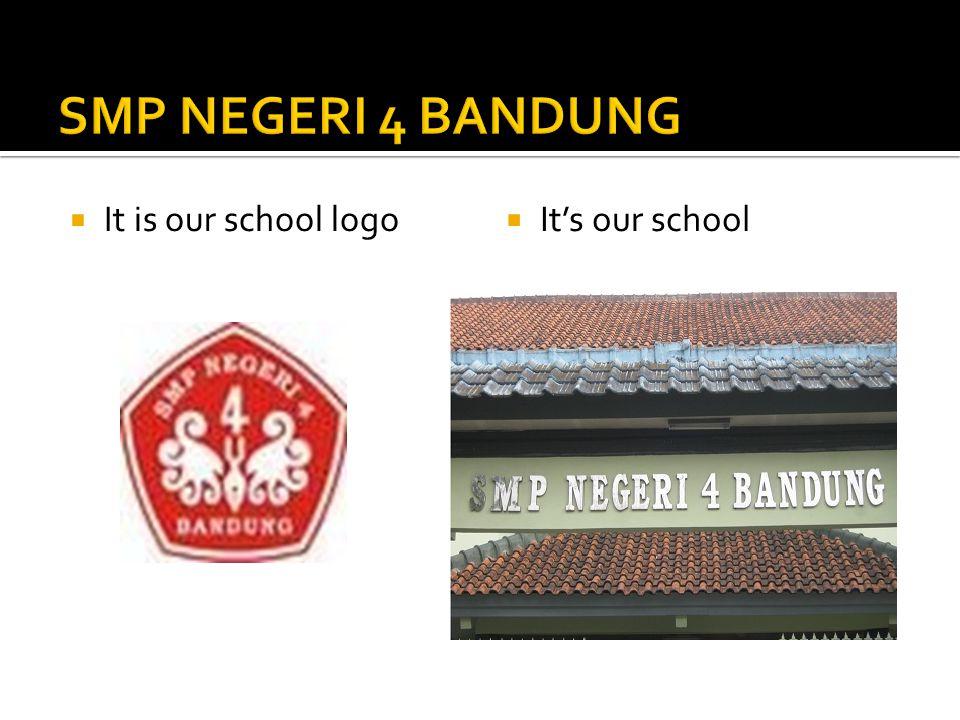  It is our school logo  It's our school