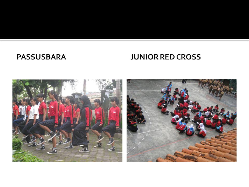 PASSUSBARAJUNIOR RED CROSS