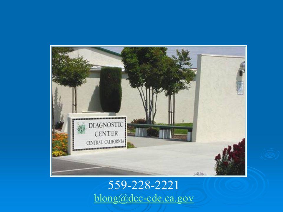 559-228-2221 blong@dcc-cde.ca.gov