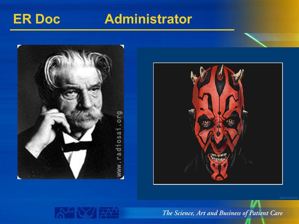 ER Doc Administrator