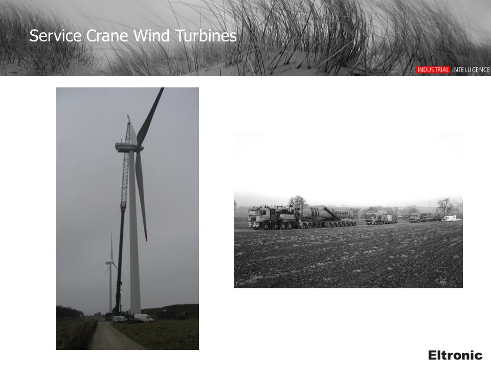 Service Crane Wind Turbines