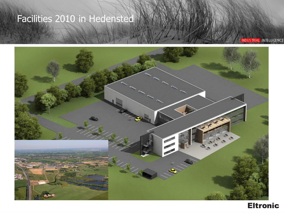 Facilities 2010 in Hedensted