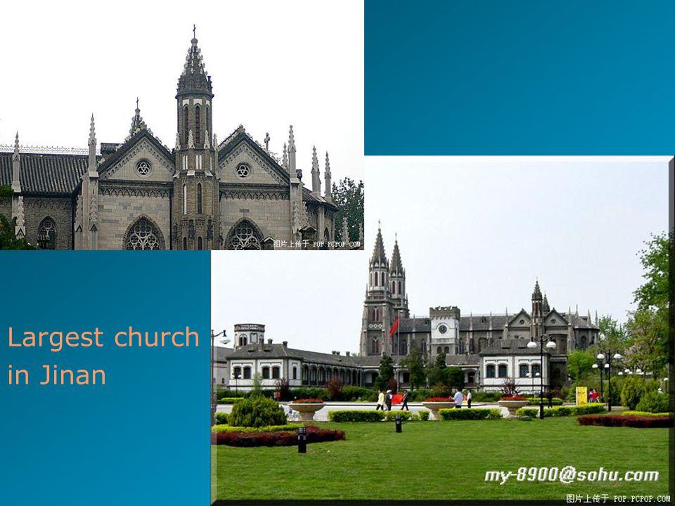42 Largest church in Jinan