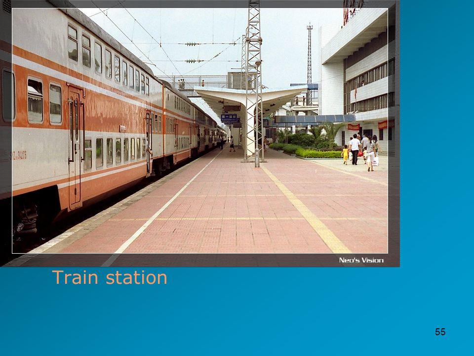 55 Train station