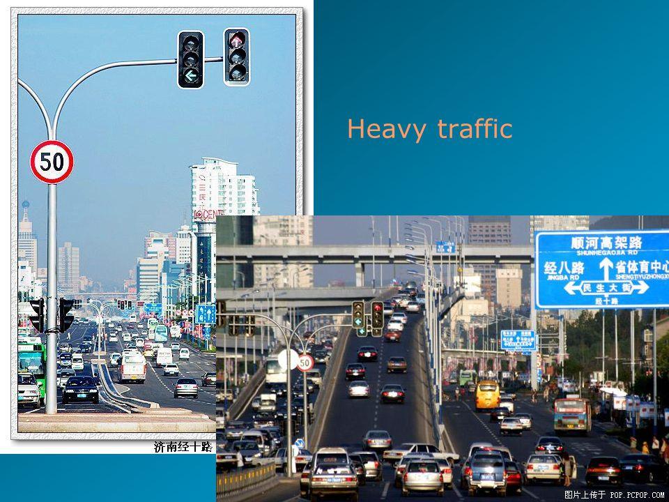 57 Heavy traffic
