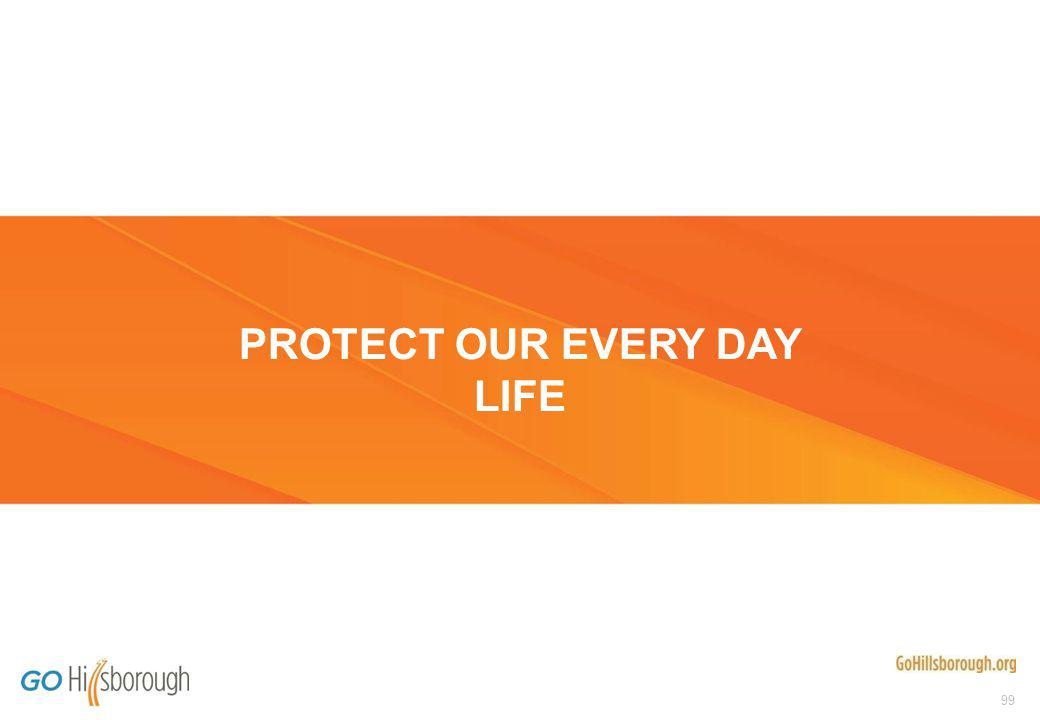 99 PROTECT OUR EVERY DAY LIFE