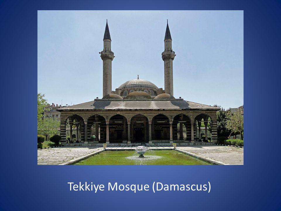 Tekkiye Mosque (Damascus)