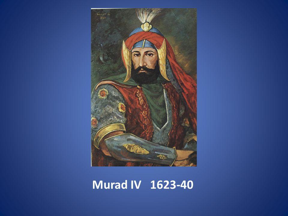 Murad IV 1623-40