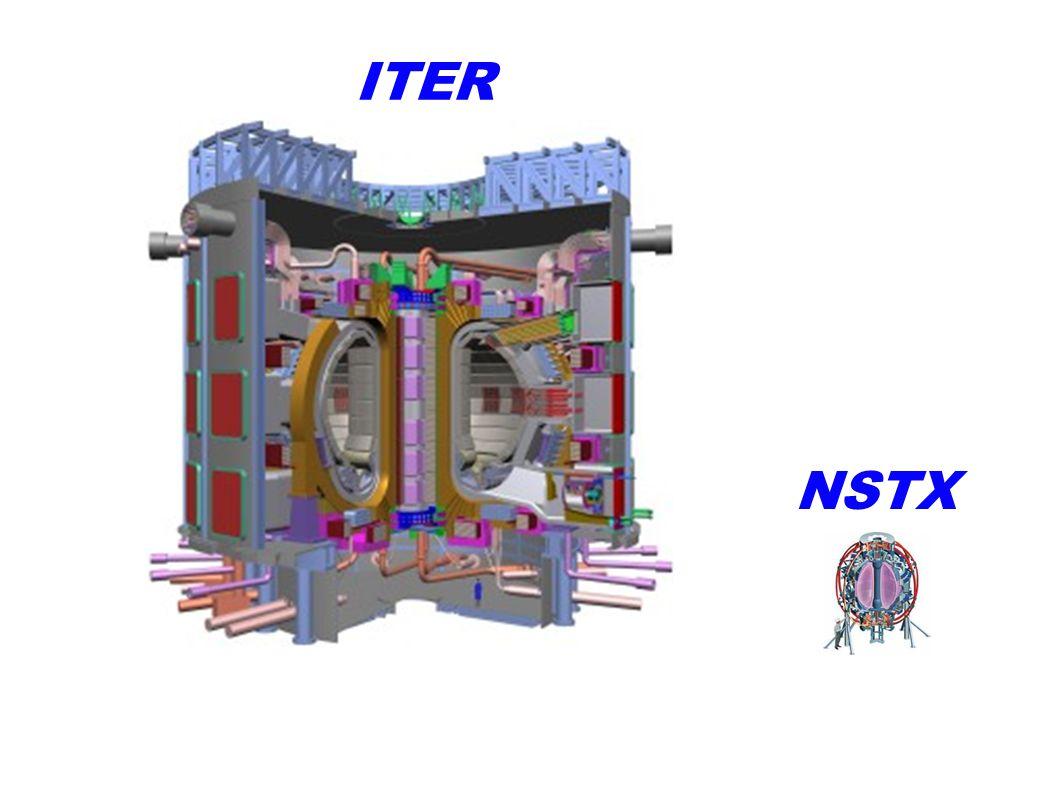 ITER NSTX