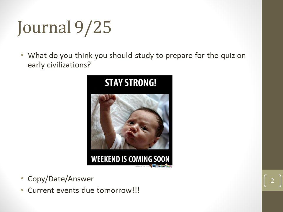 10/10 No Journal! 43