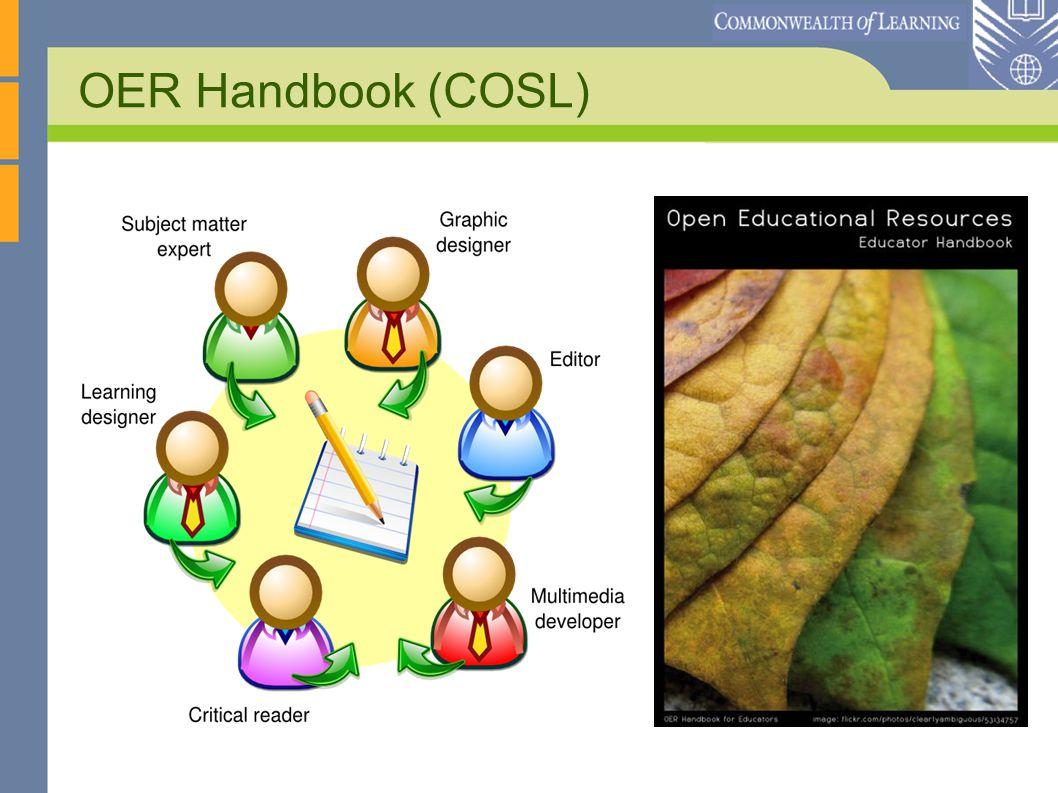 OER Handbook (COSL)