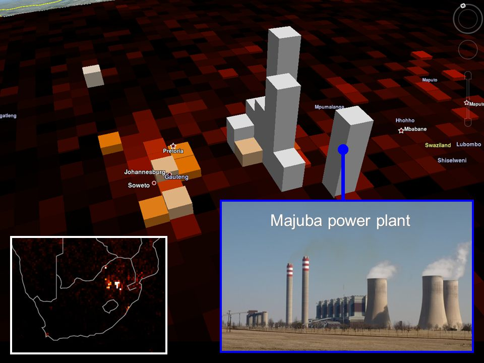Majuba power plant