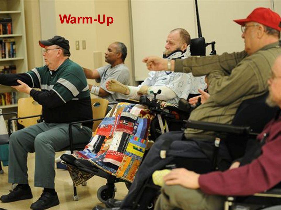 Adaptive Yoga Warm-Up