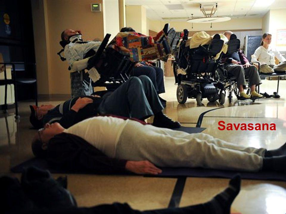 Adaptive Yoga Savasana