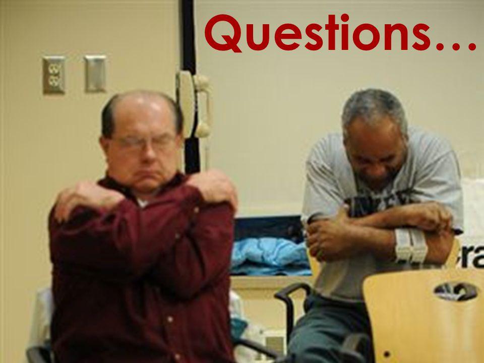 Adaptive Yoga Questions…