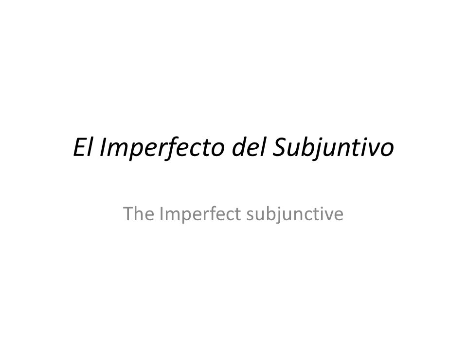 The pluperfect subjunctive is formed with the imperfect subjunctive of the auxiliary verb haber + the past participle.