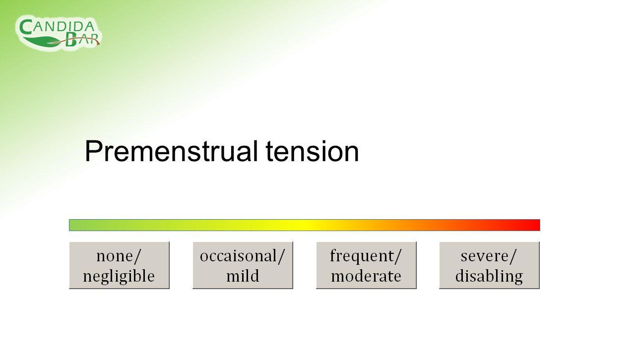 Premenstrual tension