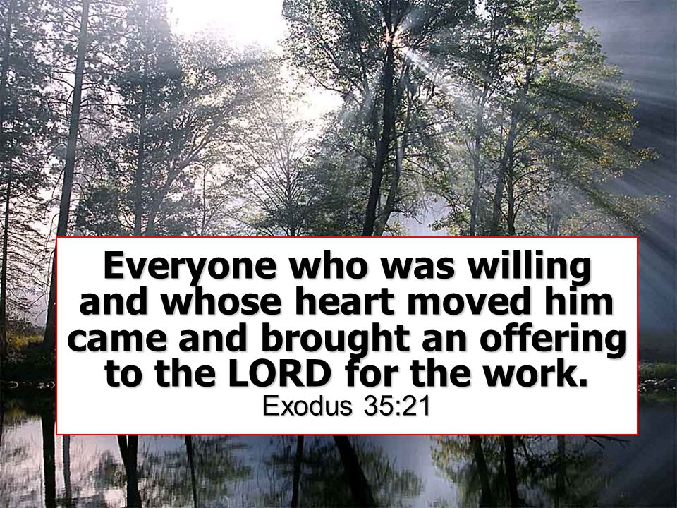 Honor the Lord by giving him the first part of all your income. Proverbs 3:9 LB