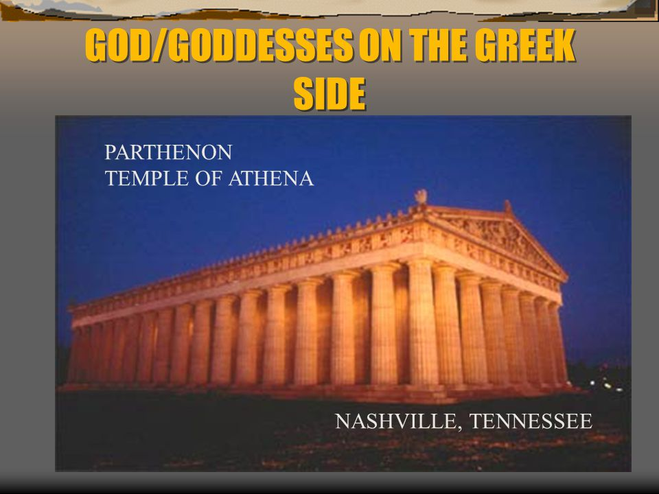 ATHENA GODDESS OF WAR AND WISDOM HER TEMPLE TODAY ATHENS, GREECE