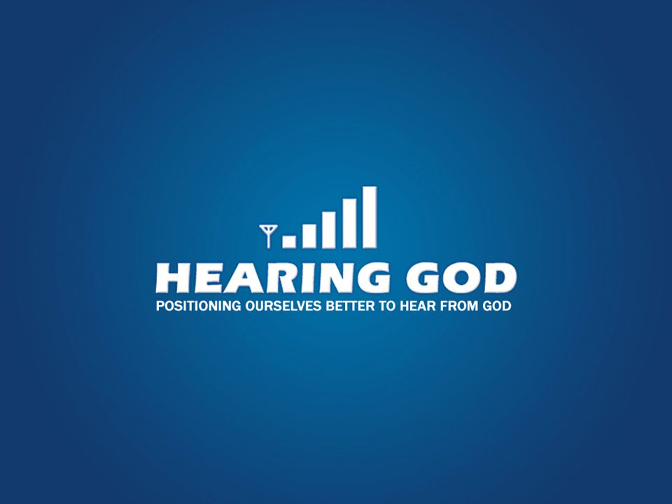 IS IT POSSIBLE TO HEAR FROM GOD? IF SO, HOW DO WE HEAR FROM GOD? QUESTIONS: