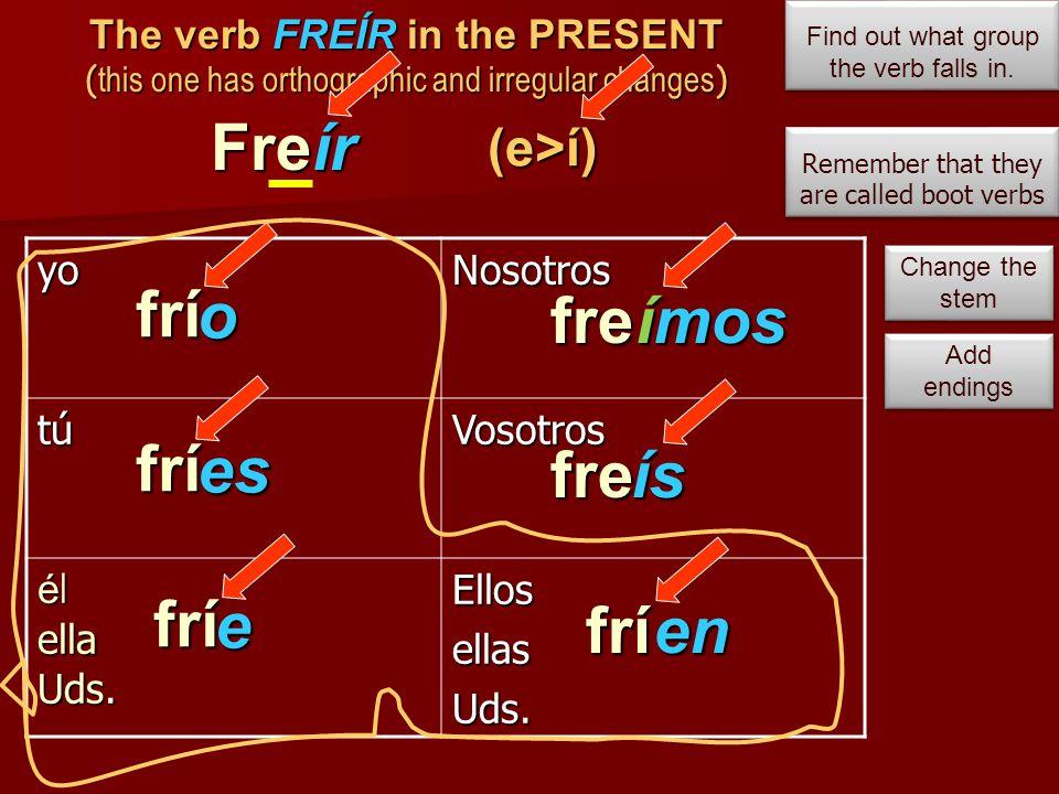 Freír