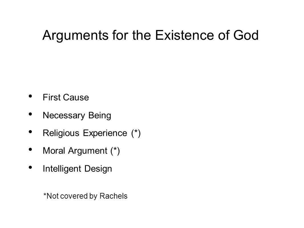 Two Types of Intelligent Design Argument Best-Explanation Same-Evidence William Paley (1743-1805)