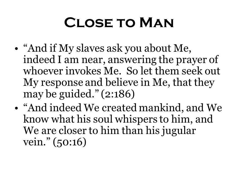 The Creator & Sustainer He creates ex nihilo: He says be.