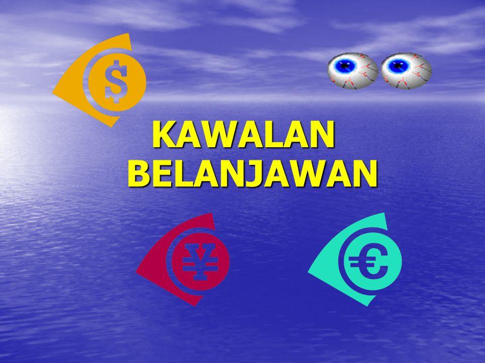 KAWALAN BELANJAWAN